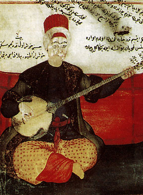 טמבור טורקי