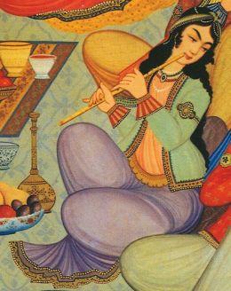 ציור עתיק של נאי פרסי