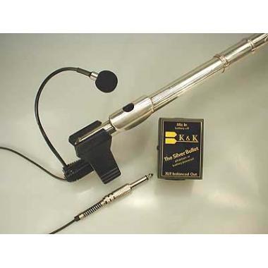 k&k silver bullet mic