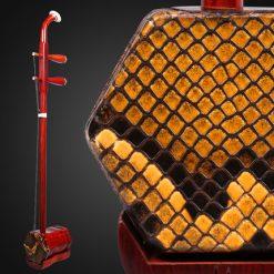 כינור סיני מעור נחש