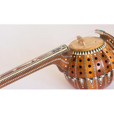 כלי קשת גהיג'אק – אויגורים שינג'יאנג